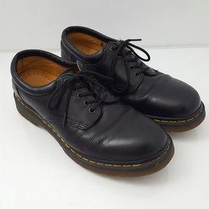 Dr Doc Martens 8053 Mens Size 10 Black Leather